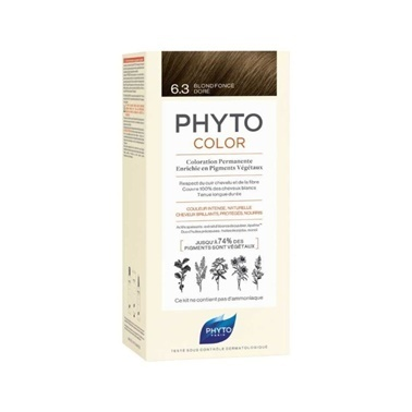 PHYTO Phyto Phytocolor 6.3 Dark Golden Blonde Kahve